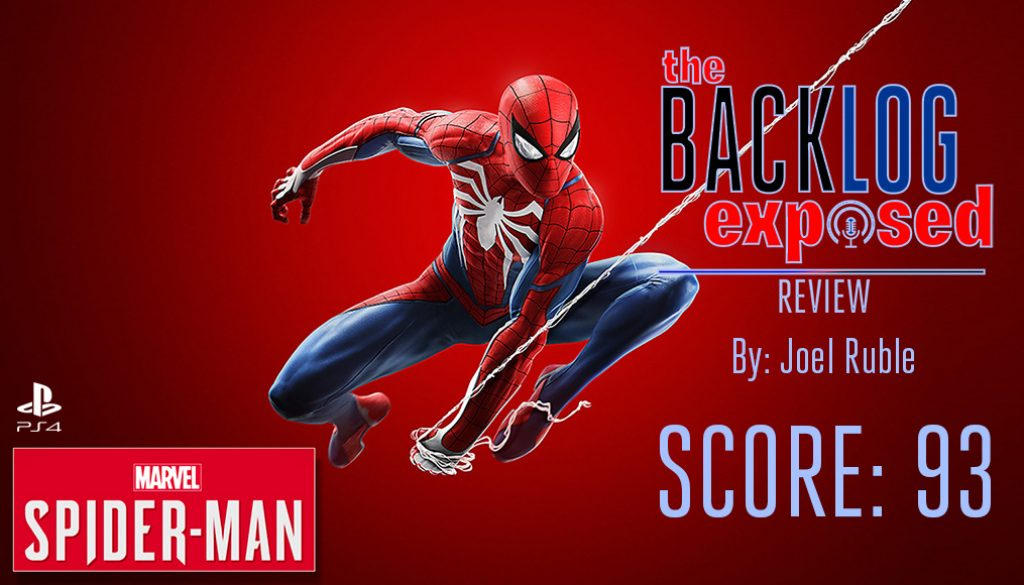 Review_Spider-Man_JoelRuble