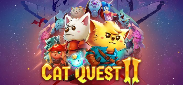 Cat Quest II (Switch)
