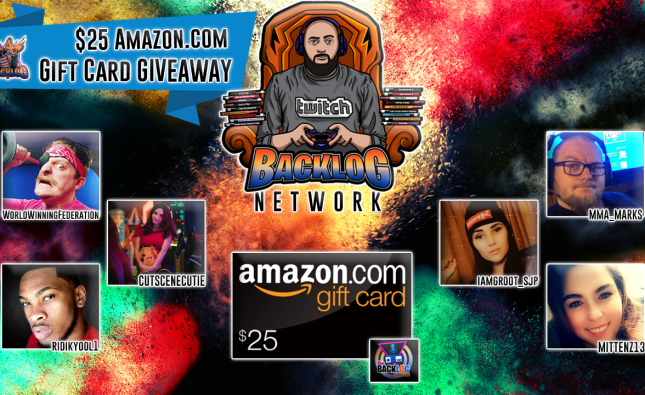 $25 Amazon Gift Card Giveaway – Enter for Free!