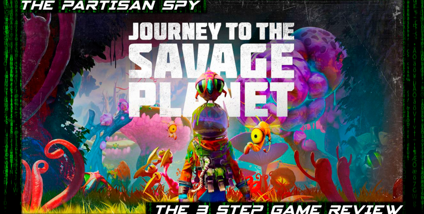 Journey To The Savage Planet Game Review