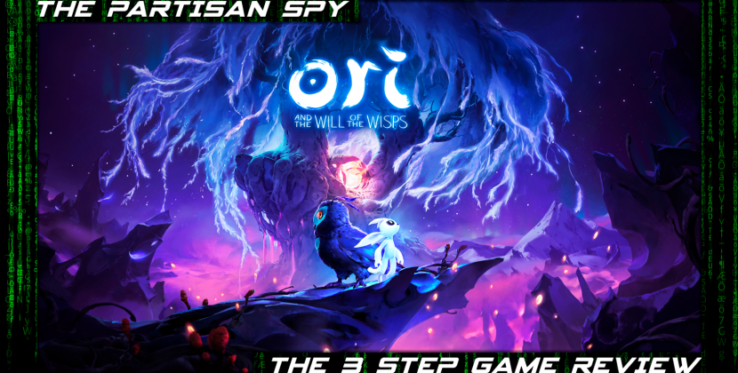 Ori and the Will of the Wisps 3 Step Game Review