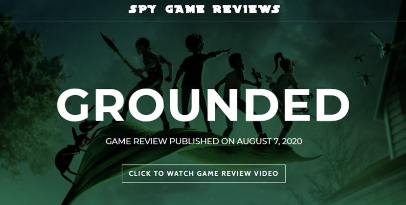 Grounded Game Review
